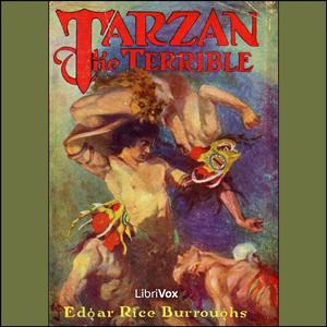 Tarzan the Terrible by Burroughs, Edgar Rice