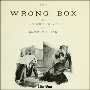 Wrong Box, The by Stevenson, Robert Louis