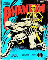 The Phantom: The Master Magician: Issue ... Volume Issue 853 by Falk, Lee