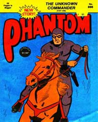 The Phantom: The Unknown Commander Part ... Volume Issue 896 by Falk, Lee