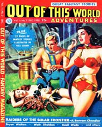 Out of This World Adventures: Issue 2 Volume Issue 2 by Avon Comics