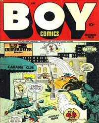 Boy Comics : Issue 31 Volume Issue 31 by Lev Gleason Publications