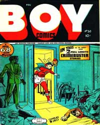 Boy Comics : Issue 30 Volume Issue 30 by Lev Gleason Publications