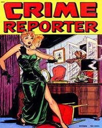 Crime Reporter : Issue 3 Volume Issue 3 by St. John Publications