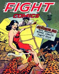 Fight Comics : Issue 46 Volume Issue 46 by Fiction House