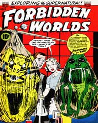 Forbidden Worlds : Issue 23 Volume Issue 23 by American Comics Group/Acg