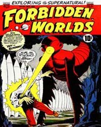 Forbidden Worlds : Issue 34 Volume Issue 34 by American Comics Group/Acg