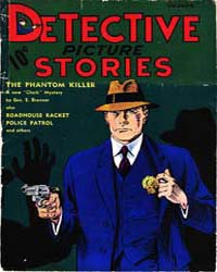 Detective Picture Stories : Issue 1 Volume Issue 1 by Detective Picture Stories
