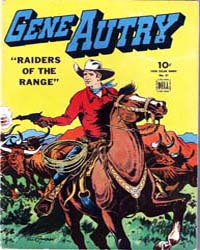 Dell Four Color : Gene Autry : Issue 57 Volume Issue 57 by Dell Comics