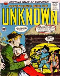 Adventures into the Unknown : Issue 66 Volume Issue 66 by American Comics Group/Acg