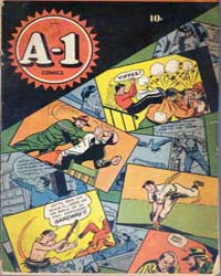 A-1 Comics : Issue 2 Volume Issue 2 by Magazine Enterprises