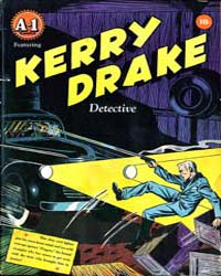A-1 Comics : Kerry Drake : Issue 1 Volume Issue 1 by Magazine Enterprises