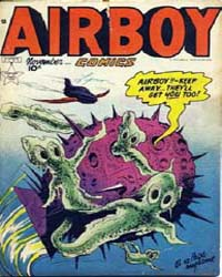 Airboy Comics : Vol. 6, Issue 10 Volume Vol. 6, Issue 10 by Biro, Charles