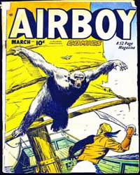 Airboy Comics : Vol. 7, Issue 2 Volume Vol. 7, Issue 2 by Biro, Charles