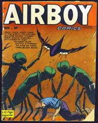 Airboy Comics : Vol. 8, Issue 10 Volume Vol. 8, Issue 10 by Biro, Charles
