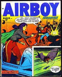 Airboy Comics : Vol. 9, Issue 2 Volume Vol. 9, Issue 2 by Biro, Charles