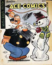 Ace Comics : Issue 106 Volume Issue 106 by King Features