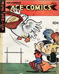 Ace Comics : Issue 116 Volume Issue 116 by King Features