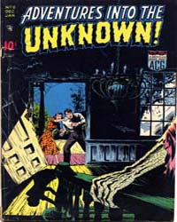 Adventures into the Unknown : Issue 8 Volume Issue 8 by American Comics Group/Acg