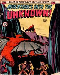 Adventures into the Unknown : Issue 10 Volume Issue 10 by American Comics Group/Acg
