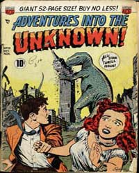 Adventures into the Unknown : Issue 13 Volume Issue 13 by American Comics Group/Acg