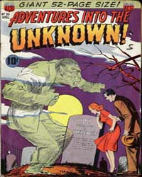 Adventures into the Unknown : Issue 30 Volume Issue 30 by American Comics Group/Acg