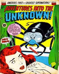 Adventures into the Unknown : Issue 50 Volume Issue 50 by American Comics Group/Acg