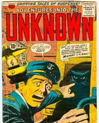 Adventures into the Unknown : Issue 68 Volume Issue 68 by American Comics Group/Acg