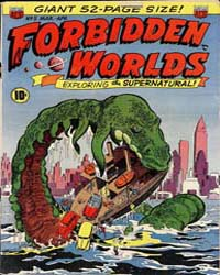 Forbidden Worlds : Issue 5 Volume Issue 5 by American Comics Group/Acg