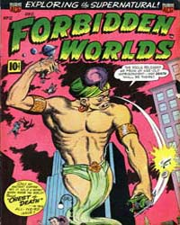 Forbidden Worlds : Issue 9 Volume Issue 9 by American Comics Group/Acg