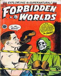 Forbidden Worlds : Issue 26 Volume Issue 26 by American Comics Group/Acg