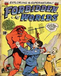 Forbidden Worlds : Issue 32 Volume Issue 32 by American Comics Group/Acg