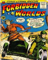 Forbidden Worlds : Issue 33 Volume Issue 33 by American Comics Group/Acg