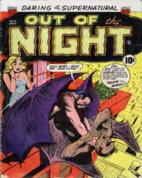 Out of the Night: Issue 9 Volume Issue 9 by American Comics Group/Acg