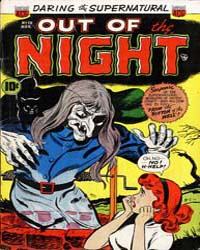 Out of the Night: Issue 13 Volume Issue 13 by American Comics Group/Acg