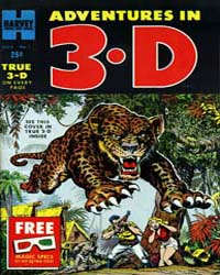 Adventures in 3-D : Issue 1 Volume Issue 1 by Harvey Comics