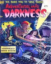 Adventures into Darkness : Issue 12 Volume Issue 12 by Better/Nedor/Standard/Pines Publications