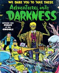 Adventures into Darkness : Issue 13 Volume Issue 13 by Better/Nedor/Standard/Pines Publications