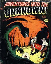 Adventures into the Unknown : Issue 4 Volume Issue 4 by American Comics Group/Acg