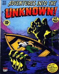 Adventures into the Unknown : Issue 6 Volume Issue 6 by American Comics Group/Acg