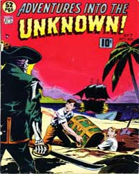 Adventures into the Unknown : Issue 7 Volume Issue 7 by American Comics Group/Acg
