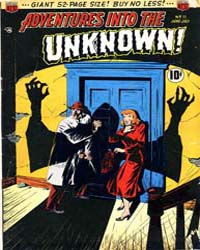 Adventures into the Unknown : Issue 11 Volume Issue 11 by American Comics Group/Acg