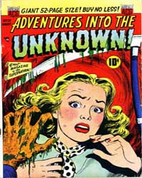 Adventures into the Unknown : Issue 22 Volume Issue 22 by American Comics Group/Acg