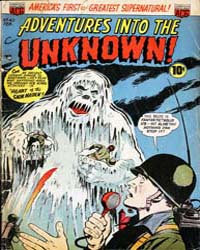 Adventures into the Unknown : Issue 40 Volume Issue 40 by American Comics Group/Acg