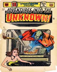 Adventures into the Unknown : Issue 51 Volume Issue 51 by American Comics Group/Acg