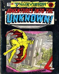 Adventures into the Unknown : Issue 53 Volume Issue 53 by American Comics Group/Acg