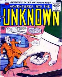 Adventures into the Unknown : Issue 76 Volume Issue 76 by American Comics Group/Acg