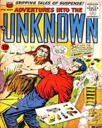 Adventures into the Unknown : Issue 82 Volume Issue 82 by American Comics Group/Acg