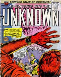 Adventures into the Unknown : Issue 84 Volume Issue 84 by American Comics Group/Acg