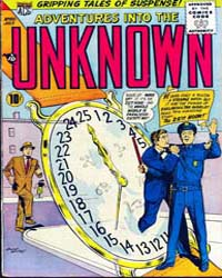 Adventures into the Unknown : Issue 86 Volume Issue 86 by American Comics Group/Acg